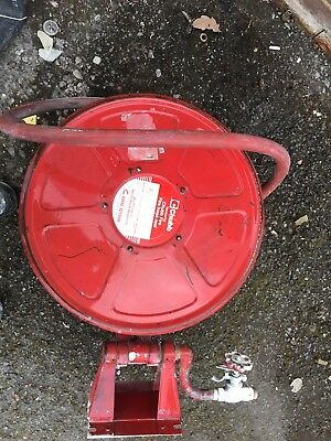 Chubb Commercial Fire Hose And Reel 29mm