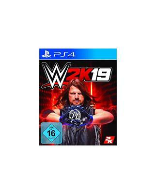 WWE 2K19 Day One Edition PS4 PS4 Neu & OVP