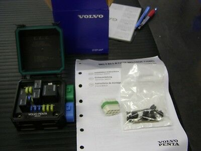 3808318, New Volvo Penta Fuse Box Assembly Complete