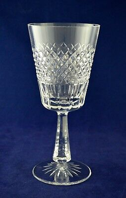 """Galway Crystal """"O'DONNELL"""" Wine / Water Glass - 19.6cms (7-3/4"""") Tall"""