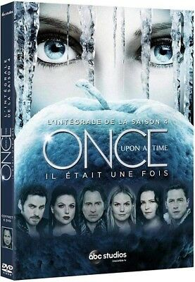 DVD Once Upon a Time Saison 4