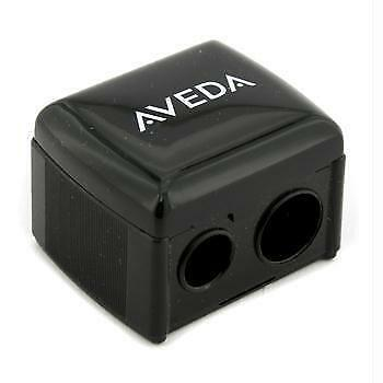 AVEDA MAKE-UP Duo SIZE Recycled Plastic PENCIL SHARPENER for EYE LIP LINER, KOHL