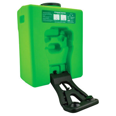 SAS Safety Corp 5134-00 8-Gallon Portable Gravity Fed Eyewash Flushing Station
