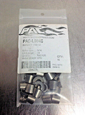 PAC Racing L-8046 Valve Locks (complete set for 16 valves)