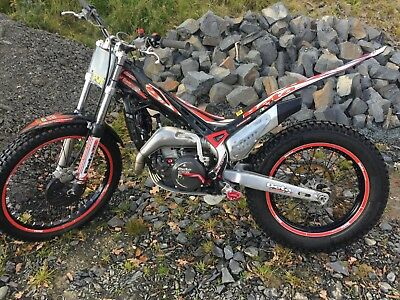 11 12 13 2014 BETA EVO 125 125cc TRIALS BIKE BARGAIN DELIVERY AVAILABLE GAS GAS