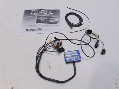 DynaTek CDI Ignition Polaris RZR 800 800S RZR800S Black Speed Box 08 2009 2010