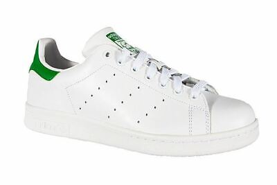 huge discount 43b98 aa765 MENS ADIDAS STAN Smith Trainers Off White Purple Gold ...