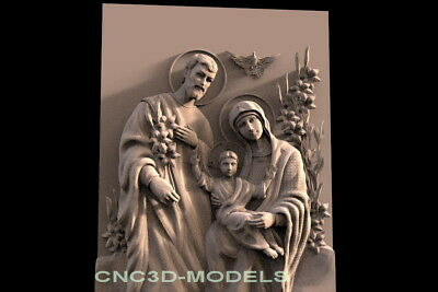 3D Model STL models  for CNC Router 3D Printer Artcam Aspire Cut3d.f540