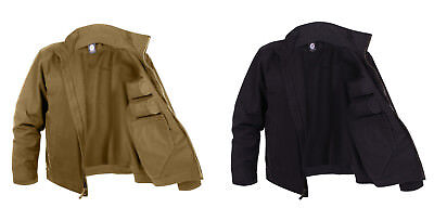 Concealed Weapons LIGHTWEIGHT Carry Jacket Army Navy USMC USAF Police Coat Gun