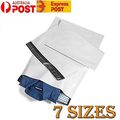 Bulk Plastic Poly Courier Bag Mailer Mailing Satchels Post Packaging Self Seal