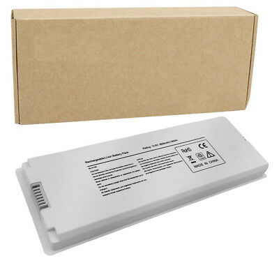 """Laptop Batterie For Apple MacBook 13"""" inch A1181 A1185 MA561 MA566 WHITE MAC NEW"""