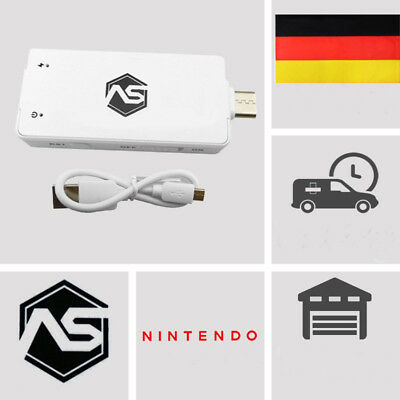 DE NS Atmosphäre für Nintendo' Switch Payloads RCM JIG Injector Portable Dongle