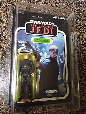 Star Wars Return Of The Jedi Luke Skywalker Jedi Knight Outfit 1984 kenner