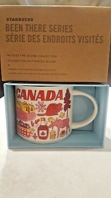 Starbucks Been There Series Collection CANADA MUG NWT