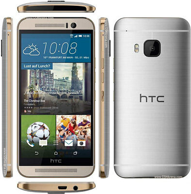 HTC One M9 AT&T Unlocked 4G LTE 32GB 5 inch Android Smartphone Three Colors
