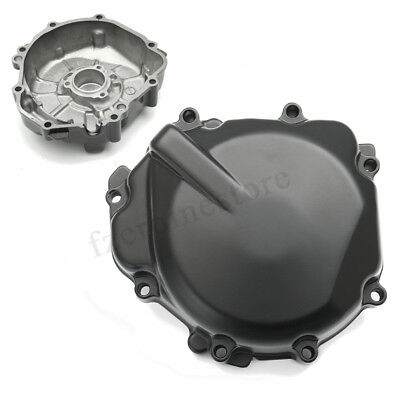 Engine Crank Case Stator Cover For Suzuki GSXR600 750 2004-2005 GSXR 1000 03-04