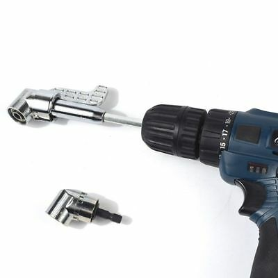 Steel 105  Right Angle Driver Hex Screwdriver Holder Power Drill Bit Item
