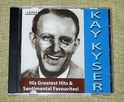 Kay Kyser - His Greatest Hits & Sentimental Favourites : Music & Memories CD