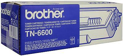 Genuine Original Brother Fax 8360 P (TN-6600) original Toner black  6.000 Pages