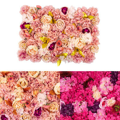 PREMIUM MIXED FLOWER WALL PANEL - 60cm x40cm | Floral Photography Backdrop