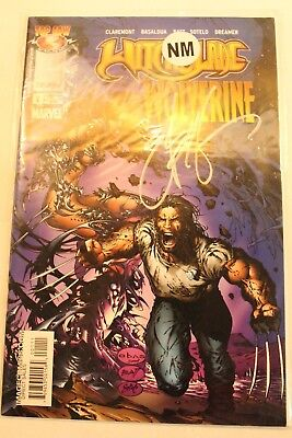 Witchblade/Wolverine #1A One-Shot - Signed by Eric EBAS Basaldua Clearance,Sale