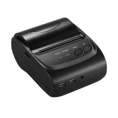 High Speed 58mm Bluetooth Wireless Receipt POS Thermal Printer  POS-5802LN M1M3
