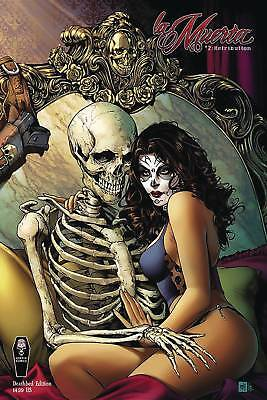 La Muerta Retribution #2 Of 2 Death Bed Coffin Comics Nm 1St Print 2018