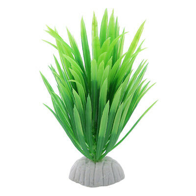 Artificial Water Grass Aquarium Plastic Narcissus Aquarium Plant Decoration LD