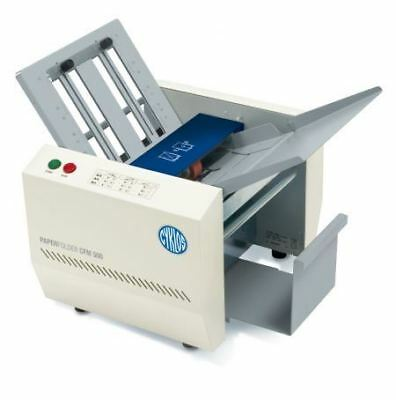 Cyklos CFM 500 Paper Letter Leaflet Folding Folder Machine