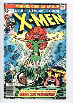 X-Men #101 Vol 1 Very High Grade 1st Appearance of Phoenix