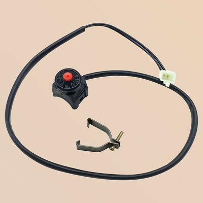 Motorcycle Kill Switch Red Push Button Horn Starter Dirt Bike ATV KTM Dual Sport