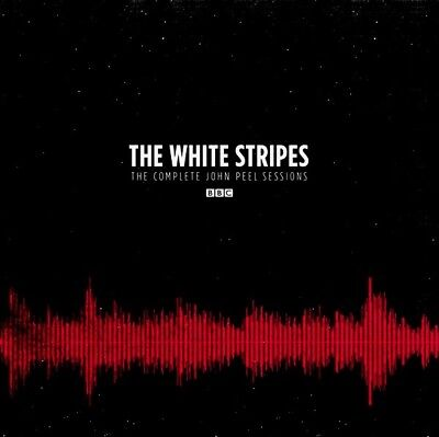 TMR 2-LPs TMR-375: White Stripes - Complete John Peel Sessions - 2016 RSD SEALED