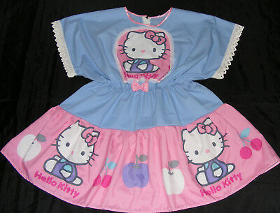 Hello Kitty!!! adult baby Kleid sissy maid XXL
