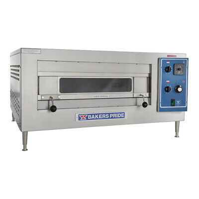 Bakers Pride EB-1-2828 Countertop HearthBake Series Electric Deck Oven