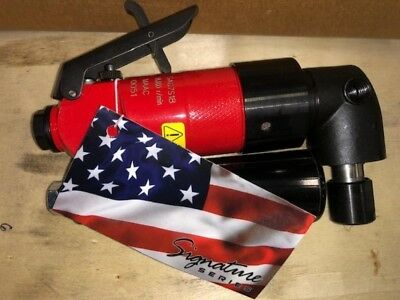 "Snap-On Sioux 1/4"" Right Angle Air Grinder SAG7S18 (1011420)"