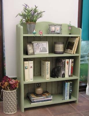 Case Shabby Chic Country.Wooden Book Case Annie Sloan Shabby Chic Country 10 00