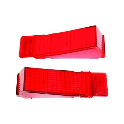 68 Chevelle Tail Lamp / Light Lens - Pair