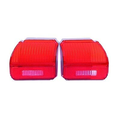 69 Chevelle Tail Lamp / Light Lens - Pair