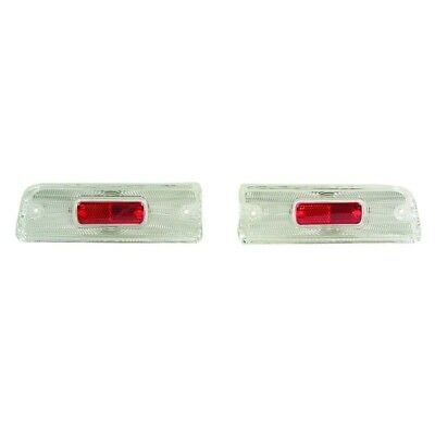 64 Chevelle Back Up Lamp / Light Lens - Pair