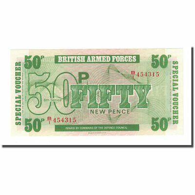 [#169040] Banknote, Great Britain, 50 New Pence, Undated (1972), KM:M49