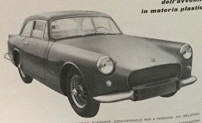 RARE Catalogue 1957 PEERLESS WARWICK GT 2000 GT 350 GT !!!!