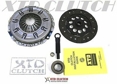 Amc Hd Clutch Kit 97-05 Audi A4 Quattro B5 B6 98-05 Vw Passat 1.8T 1.8L 4Cyl