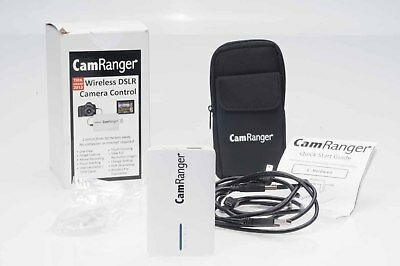 CamRanger Wireless Transmitter for Select Canon and Nikon DSLR Cameras      #UBS