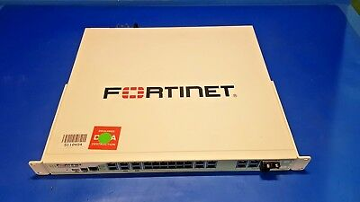 Fortinet FG-600C FortiGate-600C Firewall Security Appliance P08908-02-17 22-Port