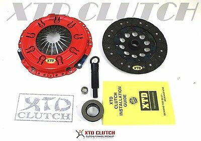 Xtd Stage 1 Clutch Kit 97-05 Audi A4 Quattro 98-05 Vw Passat 1.8T Awd Fwd 4Cyl