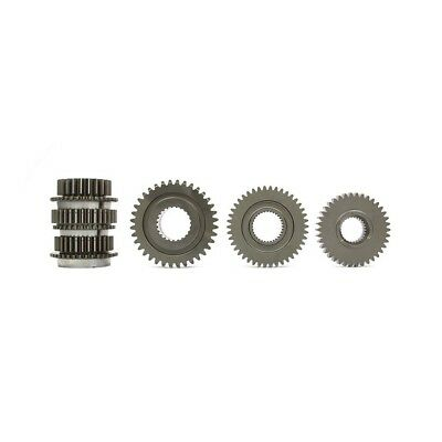 Mfactory Close Ratio Gears For Honda Civic Ep3 Fn2 Dc5 - 1.043 5Th Dual Synchro