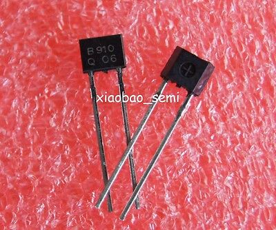 50pcs BB910 B910 Transfiguration Diode TO-92S Varactor Diodes