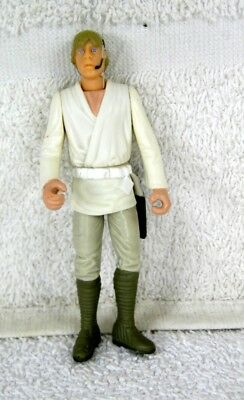 Star Wars LUKE SKYWALKER Mini Figure KENNER from 1997