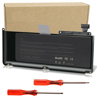 """Replace A1331 for apple late2009 13"""" White unibody macbook A1342 63.5Wh Batterie"""