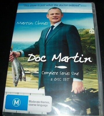 Doc Martin ( Clunes ) Complete Series Season One 1 (Aust Region 4) DVD – New